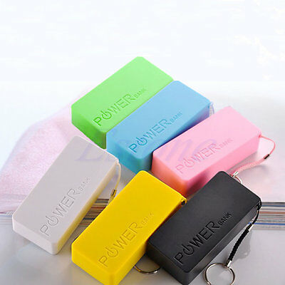 5600mAh Portable External Backup Battery Charger USB Power Bank for Cell phone