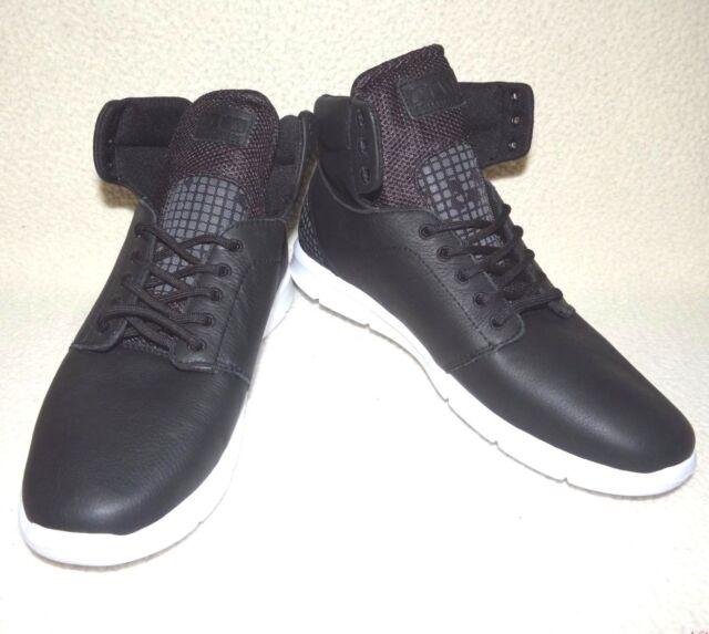 7e66faf29e93 New Vans Mens Marleaux OTW Leather Skate Athletic Shoes Size US 9 EU 42 UK 8