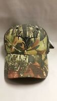 Outdoor Cap Tribal Deer Camo Baseball Hunting Hat Mossy Oak Break Up Ht28c