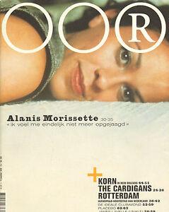 MAGAZINE-OOR-1998-nr-23-ALANIS-MORISSETTE-PLACEBO-JOHN-LENNON-CARDIGANS