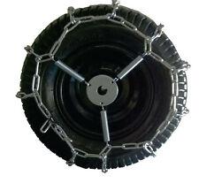Schneeketten / Spanner 18 x 6,5 Rasentraktor verzinkt 18x6,5 Leiterketten 18x6.5