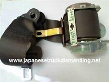 1996 2002 Toyota 4runner Seat Belt Left Rear Gray Color