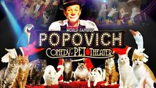 50% OFF Popovich Comedy Pet Show Las Vegas $17.50 TICKETS DISCOUNT PROMO OFFER