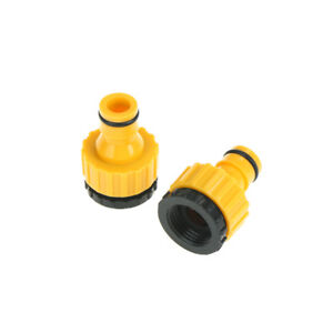 2pcs-Faucet-Hose-Quick-Connector-Washing-Machine-Water-Cannons-Lawn-Sprinkler-P0