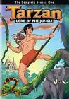 Tarzan Lord of The Jungle Season 1 - 2 Disc Set (2016 DVD New)