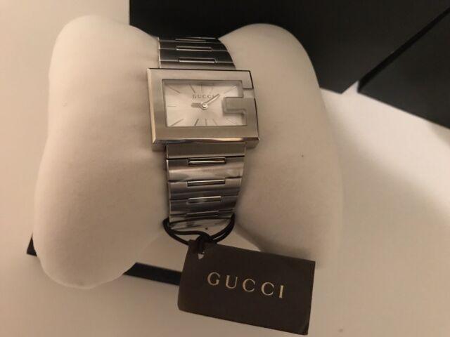 Women's G-Rectangle Bracelet Watch, 30.5mm x 23.5mm