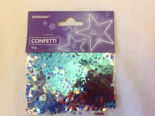 It/'s A Girl Confetti Tables Scatters 2 X 14G  Packs Of Baby Shower It/'s A Boy