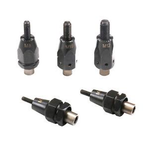 M5-M6-M8-M10-M12-Black-Steel-Bolt-Screw-Nut-Head-Pneumatic-Tool-Part-Accessories