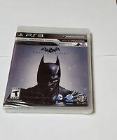 Batman: Arkham Origins (sony Playstation 3, 2013)