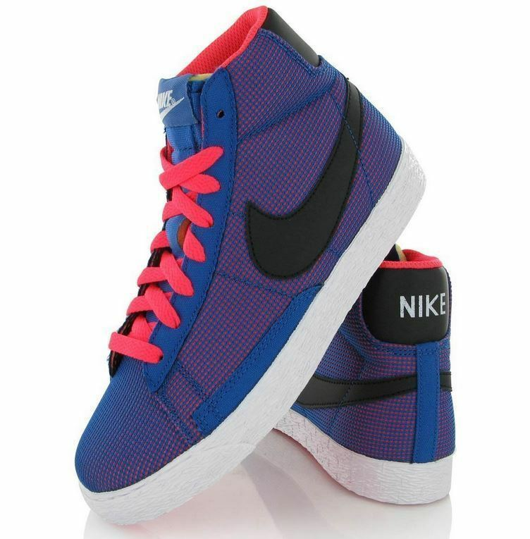 [NEU] Nike Blazer Mid Vintage (GS) Gr 38 military Bleu / noir /laser 539929 411