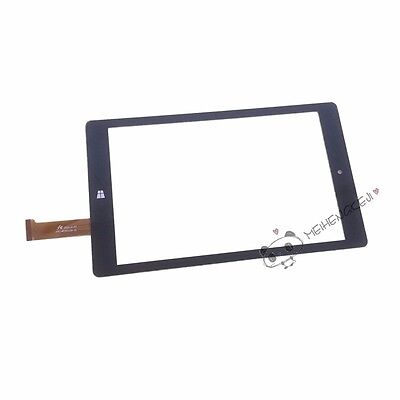 """8/"""" Touch Screen Digitizer Replacement For Qumo Vega 8009W Tablet PC"""