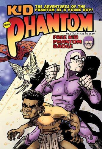 2018 Free Kids Phantom/'s Badge Kid Phantom Kid Phantom Issue No 3 NEW