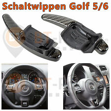 VW DSG Karbon Schaltwippen Verlängerung Schaltung Wheel Dial Shift Paddle Carbon
