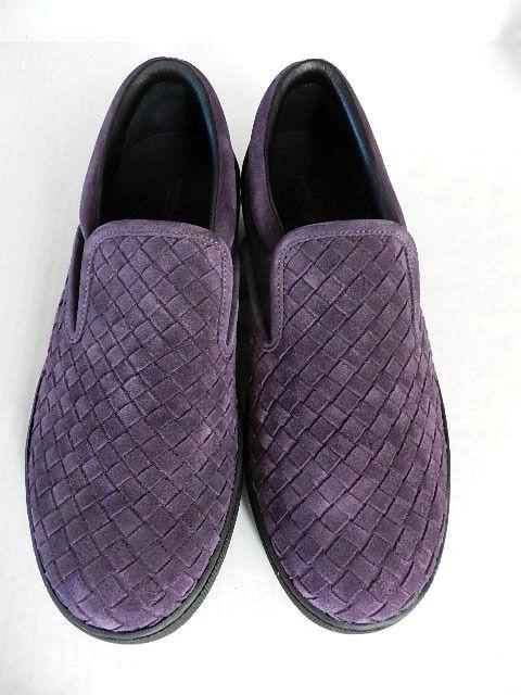 7802 Bottega Veneta scarpe da ginnastica Intr. Spritz Suede Suede Suede Uomo scarpe,  1 viola, Dimensione US9.5 94388f