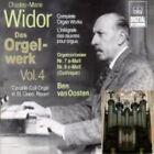 Widor: Complete Organ Works Vol. 4 (CD, Feb-2001, MDG)