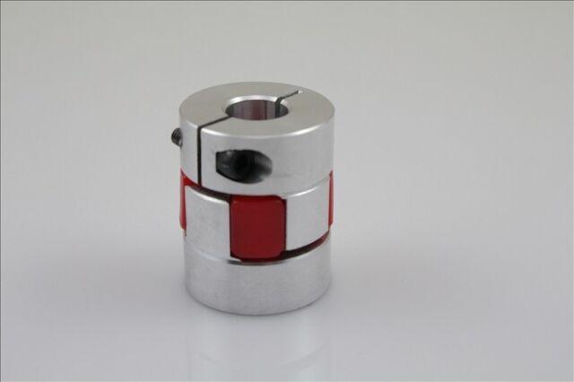 BF 12mm X 14mm CNC Flexible Plum Coupling Shaft Coupler D30L42 CMY