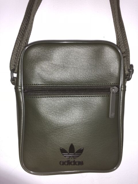 Genuine Adidas Trefoil Side Bag Unisex Cross Shoulder Bag DW5999 FREE POST 6df6a1651501e