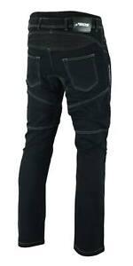fMotorrad Hose Jeans Bekleidung Motorrad Hose mit Aramid Herren Motorrad Denim