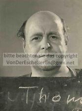 Opernsänger Gerhard THOM - 14 OriginalFotografien in VERSCHIEDENEN ROLLEN