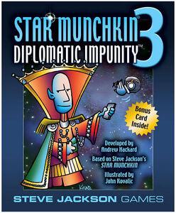 Star-Munchkin-3-Diplomatic-Impunity-Card-Game-Expansion-Steve-Jackson-Games-1506