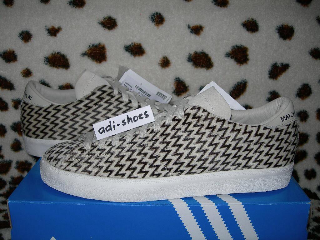 adidas x Pharrell Williams Tennis HU Multi blanc Trainers chaussures 6 7 8 9 10 11 12