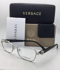 fcc6d9946be item 4 New VERSACE Eyeglasses VE 1210-B-M 1000 52-16 135 Silver-Black Frame  w  Crystals -New VERSACE Eyeglasses VE 1210-B-M 1000 52-16 135 Silver-Black  ...