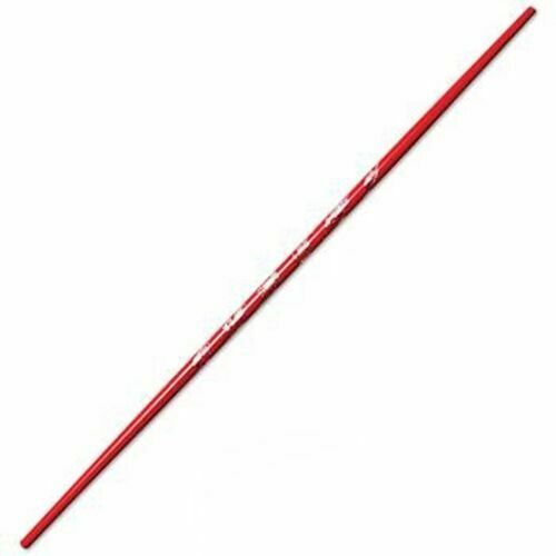 """Dragon Bo Staff Martial Arts Karate Weapon Lightweight Black or Red 60/"""" on SALE"""