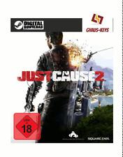Just Cause 2 Steam KeyPc Game Key Download Code Neu Global [Blitzversand]
