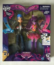 My Little Pony Equestria Girls Friendship Games Flash Sentry & Twilight Sparkle