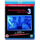 Paranormal Activity 3 DVD Blu-ray Chloe Csengery Jessica Tyler Brown Christop