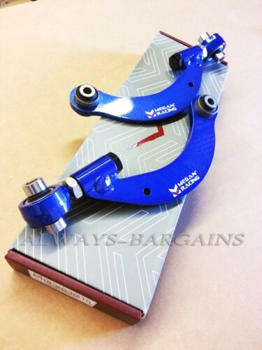 Megan Rear Upper Adjustable Camber Arms Fits Scion tc 11-16 CT200h MRS-SC-0510
