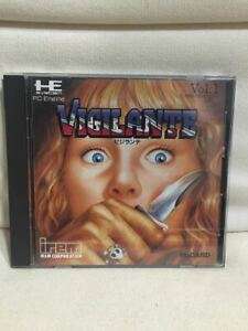 034-Visirante-034-NEC-PC-Engine-Game-Software-HuCARD-Used-from-Japan