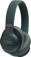 JBL LIVE 500BT 500 BT Wireless Bluetooth Headphones Over-The-Ear / Mic Green