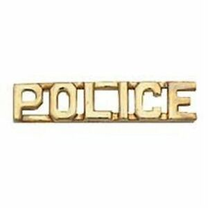 039-POLICE-039-OR-039-SHERIFF-039-INSIGNIA-GOLD-PLATED-SOLD-IN-PAIRS