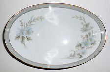 Noritake Porcelain China Michelle 6021 w/Gold Vegetable Bowl