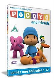 1 of 1 - Pocoyo & Friends: Series 1 - Episodes 1-13  DVD NEW SEALED FREEPOST