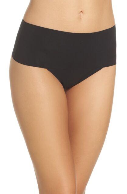 Spanx 250786 Womens Undie-tectable Thong Underwear
