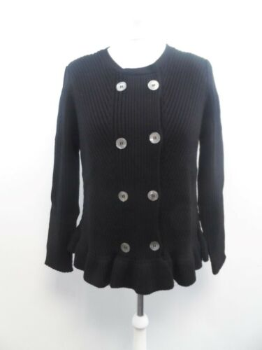 Black Peplum Maat 159 Box43 05 Collection Xl Rrp Jacket £ A Pure 4aqSwS