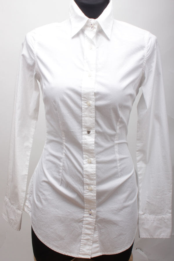 Rare Blause Arielle Shirt WB390201-8409 Weiß