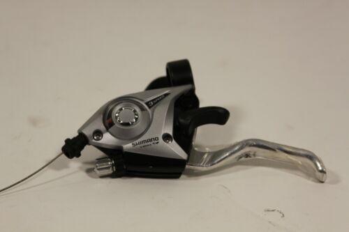 Shimano ST-EF5 3 Speed Shifter//Brake Lever Combo V-Brake SH4 Left