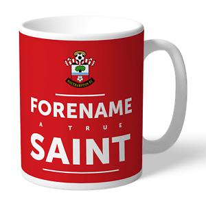 Actif Southampton F.c - Personalised Ceramic Mug (true)