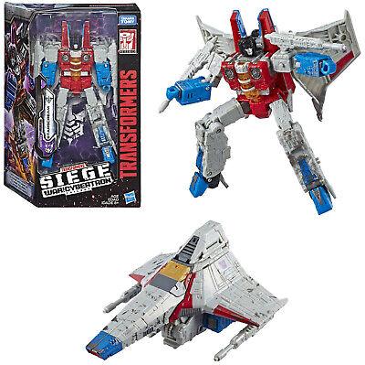 dégâts boîte Transformers la guerre pour Cybertron siege Voyager Class Springer 7 in environ 17.78 cm