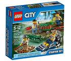 LEGO 60066 City Sumpfpolizei Starter-set