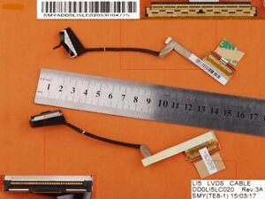 Lenovo ThinkPad Yoga 11E 40-Pin LCD Video Screen Cable P/Nos DD0LI5LC020 00HW184