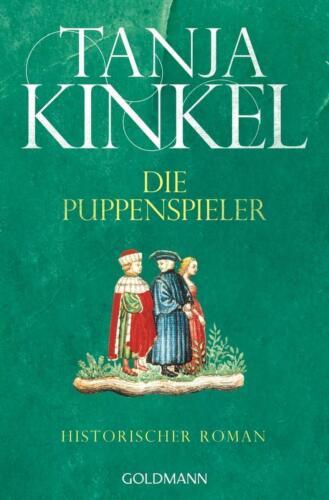 1 von 1 - Die Puppenspieler ► Tanja Kinkel   ►►►UNGELESEN