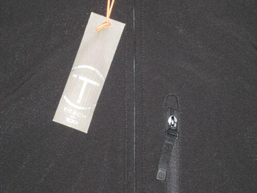 2011ss Cappotto Cappuccio tech Sm 4t Nuovo S Nero Zip Giacca Small T Tumi nU0xt0a