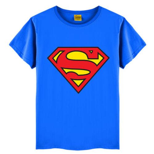 Bambini Ragazzi Bambino Estate T-shirt a manica corta Top Casual Loose Tee Shirts 2-7T