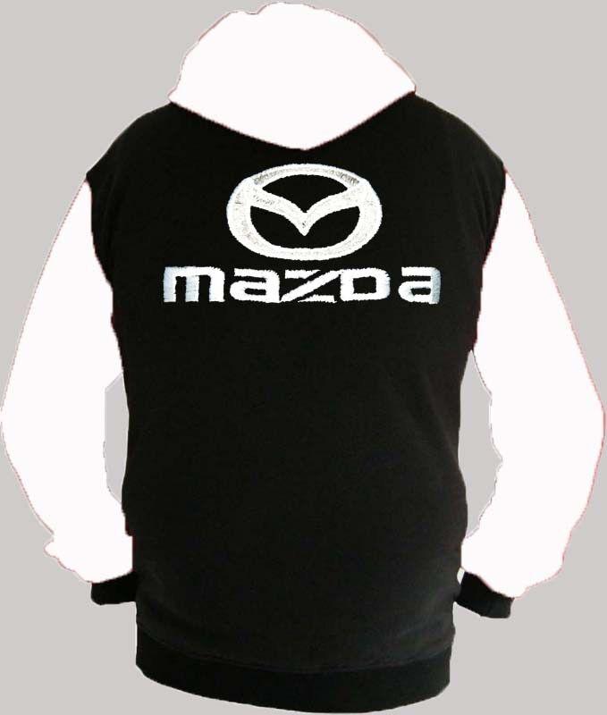 Mazda Fan Kapuzenjacke,Hoodie Lieferz. siehe Beschreibung