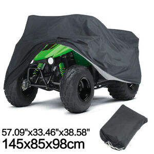 M Waterproof Atv Cover Universal Fits Polaris Honda Yamaha Can Am Suzuki W Bag