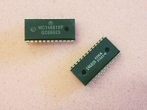 1X-MC146818P-REAL-TIME-CLOCK-CMOS-DIP-24PIN